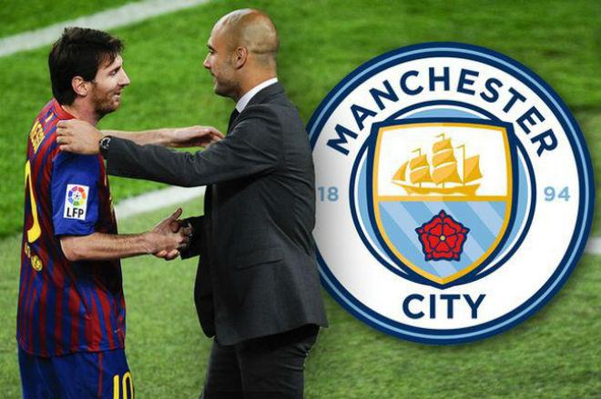 Man City điên rồ mua Messi 700 triệu euro, lương 50 tỷ đồng/tuần - 1