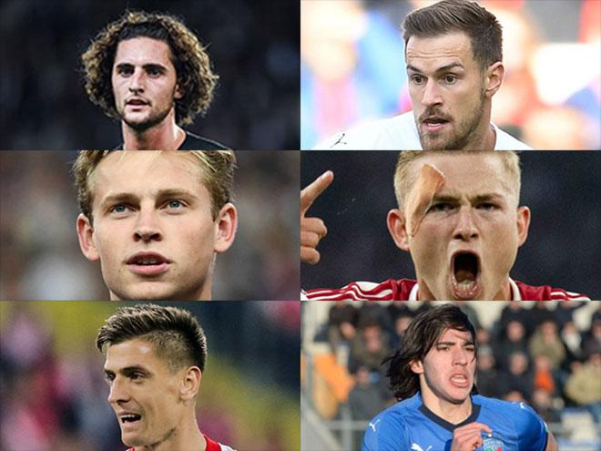 Juventus mộng bá chủ: Tậu 6 tân binh 200 triệu euro trợ thủ Ronaldo - 3