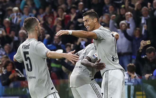 Juventus mộng bá chủ: Tậu 6 tân binh 200 triệu euro trợ thủ Ronaldo - 1