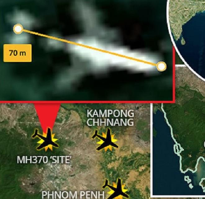 """MH370 bị nghi ở rừng Campuchia: Giữa """"tam giác quỷ Bermuda"""" mới? - 1"""