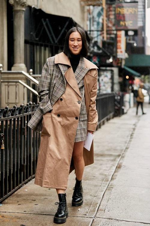 Những lỗi thời trang khiến bạn kém sang trong mùa đông - 2