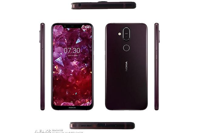 Lộ thiết kế Nokia 7.1 Plus đẹp như iPhone X ngay trước giờ lên sóng - 1