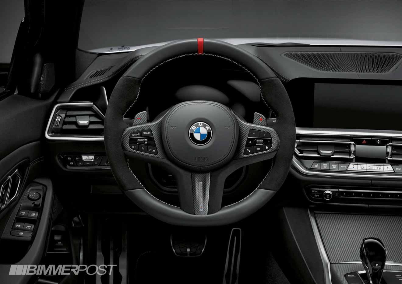 """BMW 3-Series 2019 cực """"ngầu"""" với gói phụ kiện thể thao M-Performance - 12"""