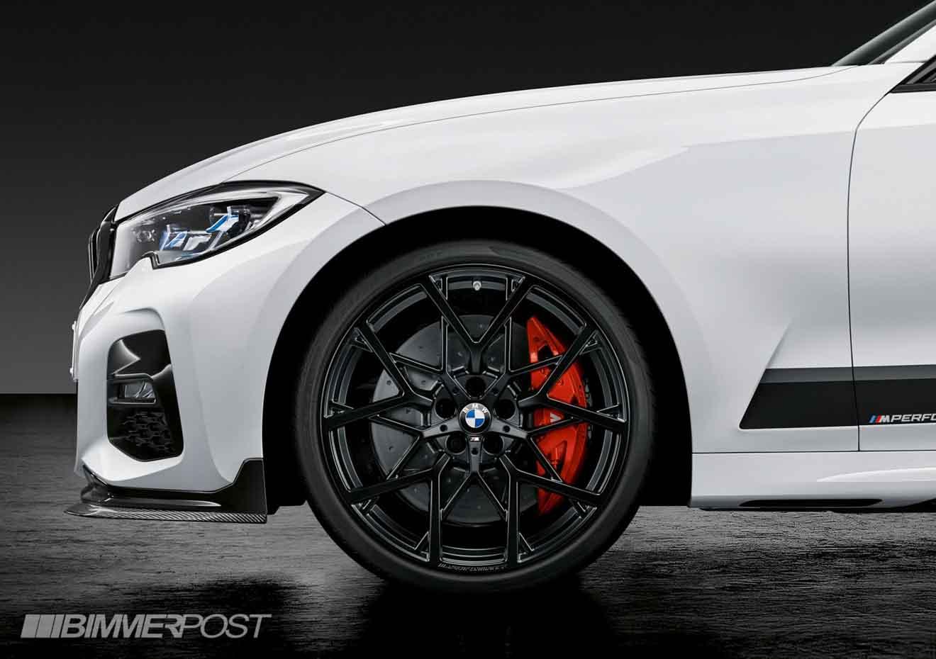 """BMW 3-Series 2019 cực """"ngầu"""" với gói phụ kiện thể thao M-Performance - 9"""