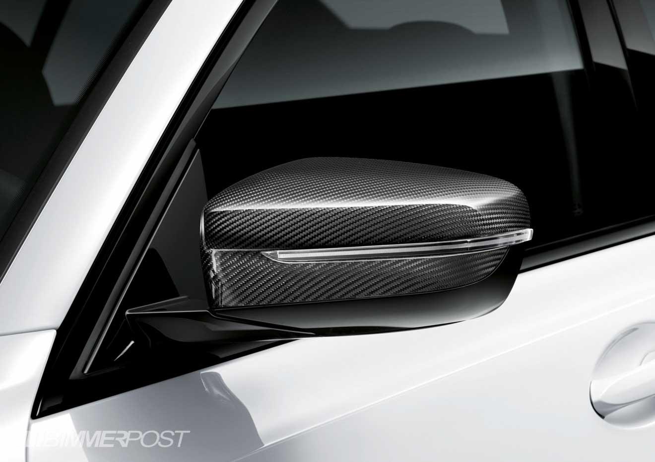 """BMW 3-Series 2019 cực """"ngầu"""" với gói phụ kiện thể thao M-Performance - 10"""