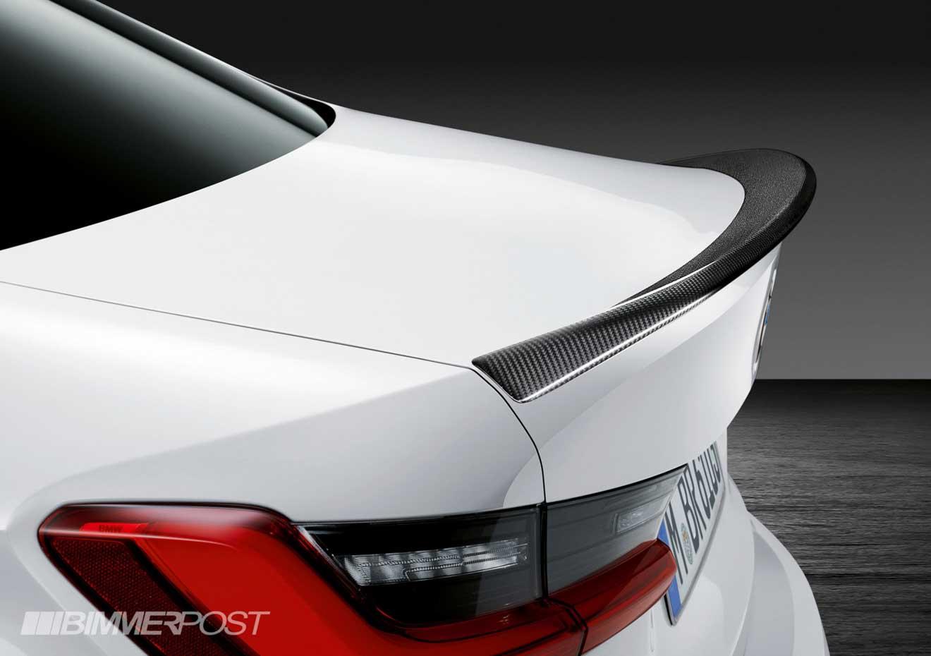 """BMW 3-Series 2019 cực """"ngầu"""" với gói phụ kiện thể thao M-Performance - 8"""