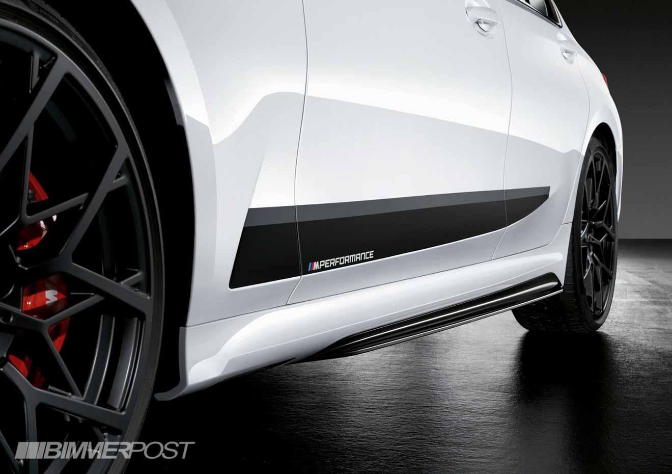 """BMW 3-Series 2019 cực """"ngầu"""" với gói phụ kiện thể thao M-Performance - 6"""