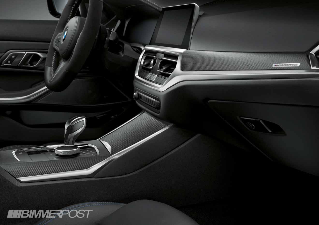 """BMW 3-Series 2019 cực """"ngầu"""" với gói phụ kiện thể thao M-Performance - 11"""