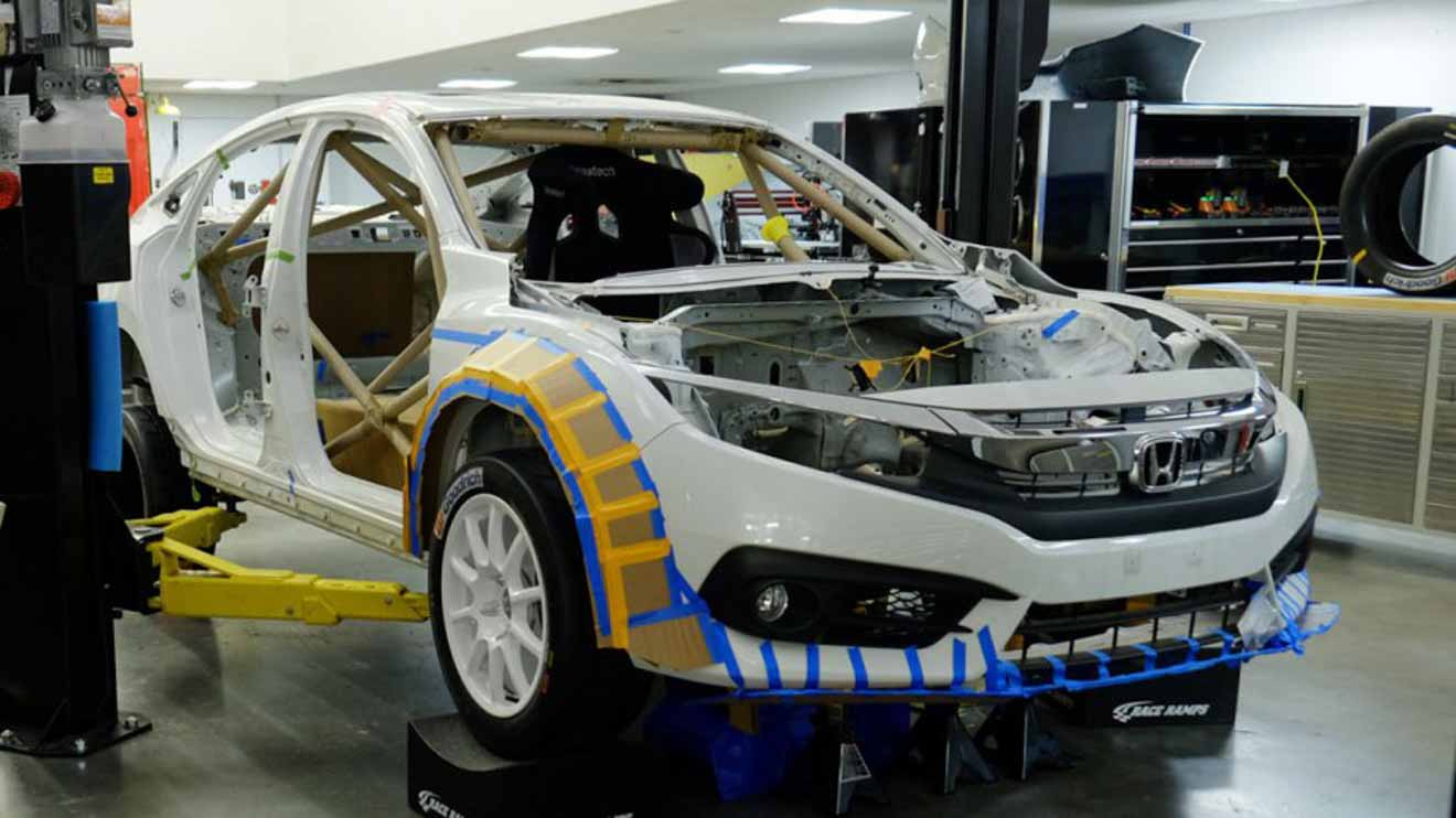 Honda Civic mạnh hơn 600 mã lực qua bàn tay của nhóm sinh viên đại học - 13