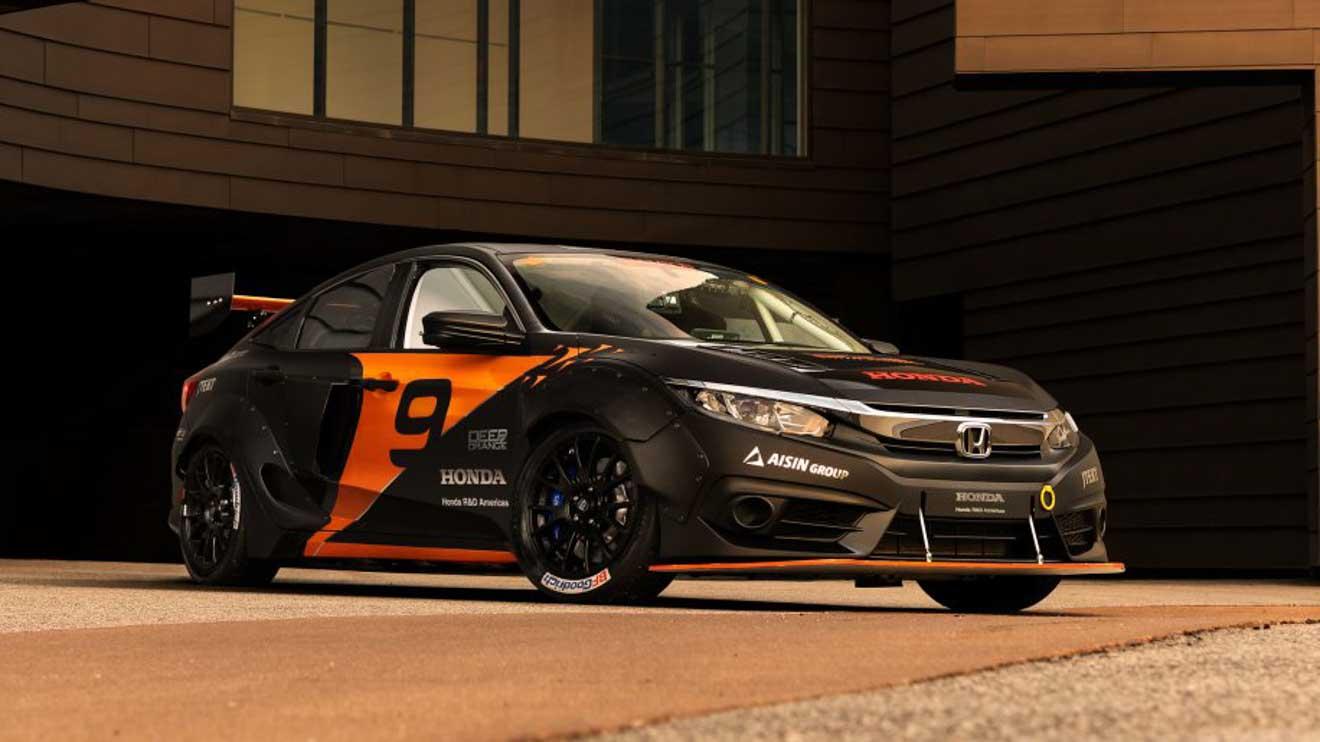 Honda Civic mạnh hơn 600 mã lực qua bàn tay của nhóm sinh viên đại học - 3