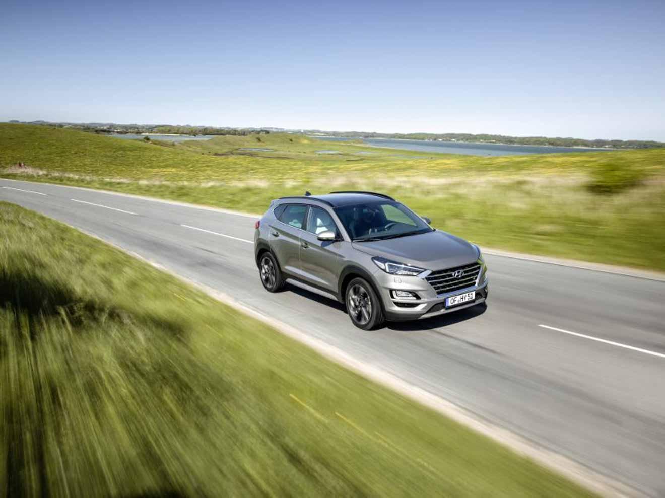 Hyundai Tucson Facelift 2019 ra mắt tại Malaysia, giá tương đương 695 triệu đồng - 2