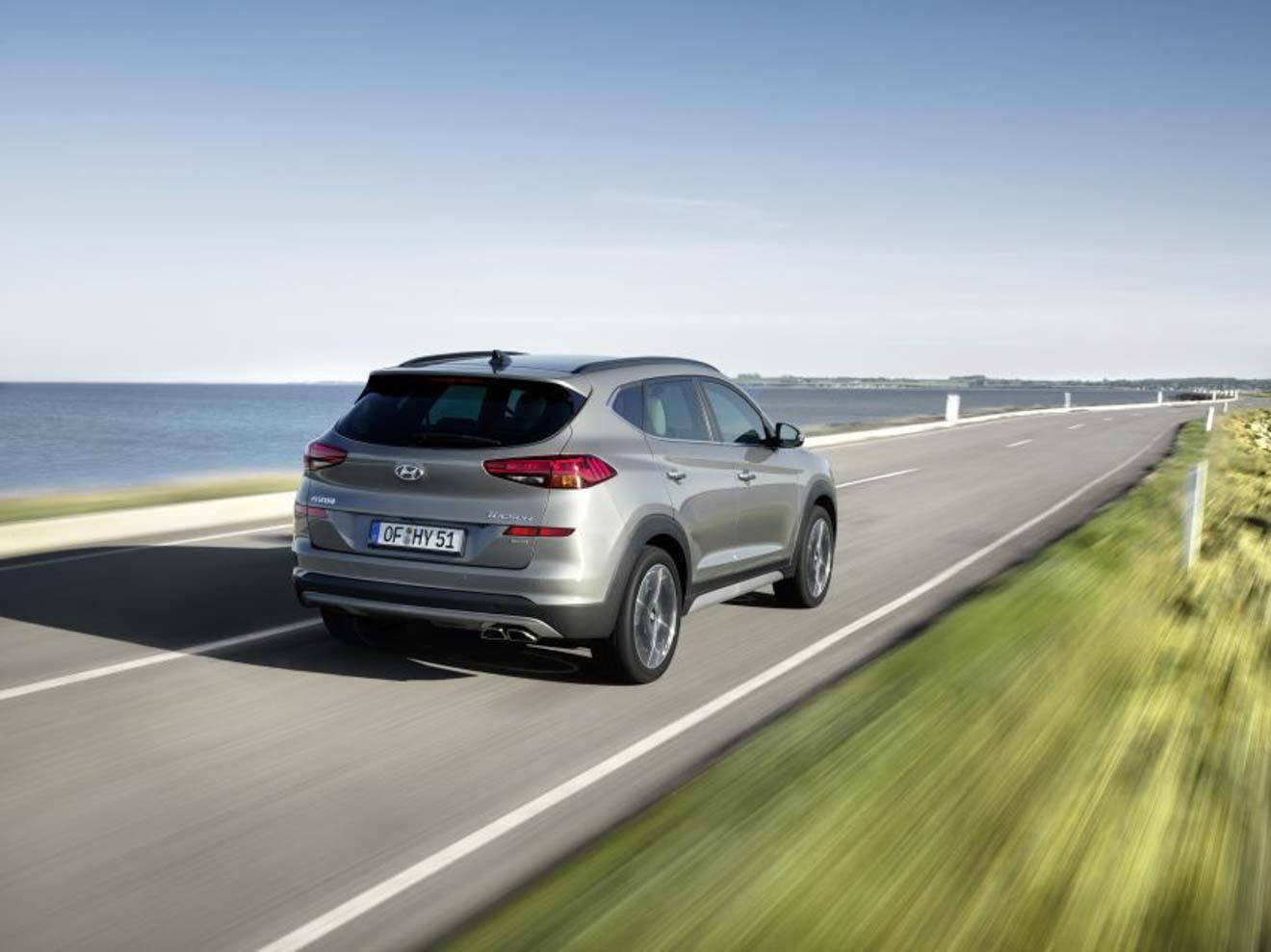 Hyundai Tucson Facelift 2019 ra mắt tại Malaysia, giá tương đương 695 triệu đồng - 4