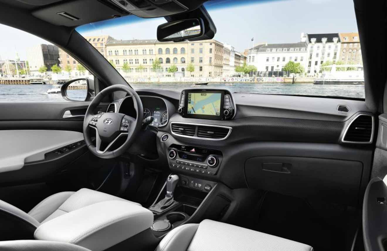 Hyundai Tucson Facelift 2019 ra mắt tại Malaysia, giá tương đương 695 triệu đồng - 6