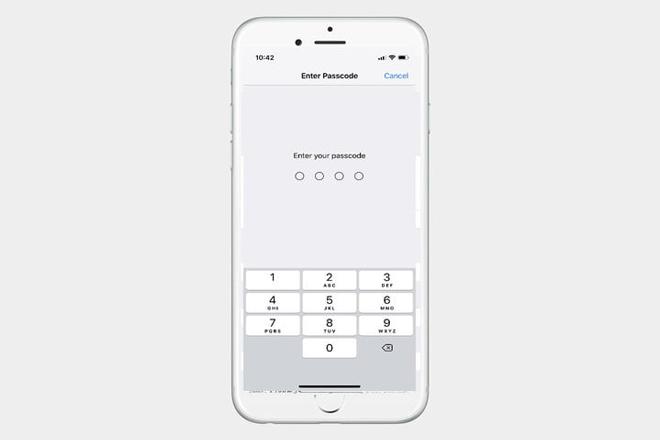 Hướng dẫn bổ sung gương mặt khác để mở khóa iPhone bằng Face ID - 2