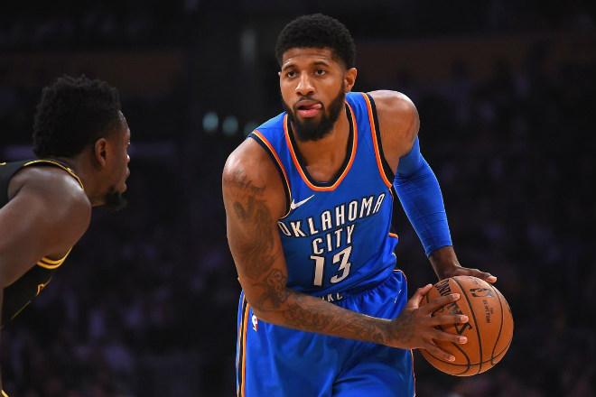 Khai hội NBA 2018/2019: Rực lửa Golden State Warriors đấu Oklahoma City Thunder - 2