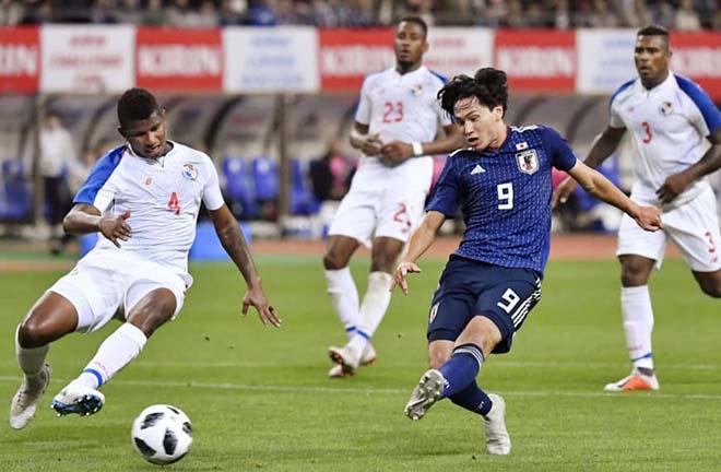 Nhật Bản - Uruguay: Đại tiệc 7 bàn vinh danh châu Á - 1