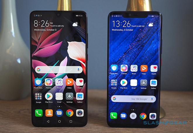 Huawei Mate 20 và 20 Pro trình làng với nhiều tính năng iFan thèm muốn - 1