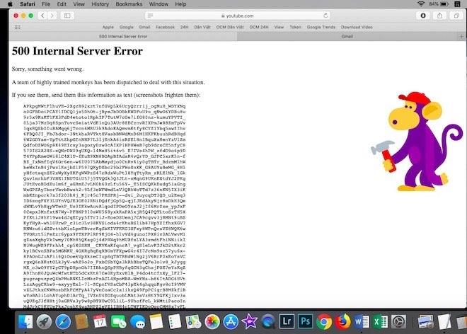 NÓNG: YouTube gián đoạn toàn cầu, liên tục báo lỗi trong sáng 17/10 - 1