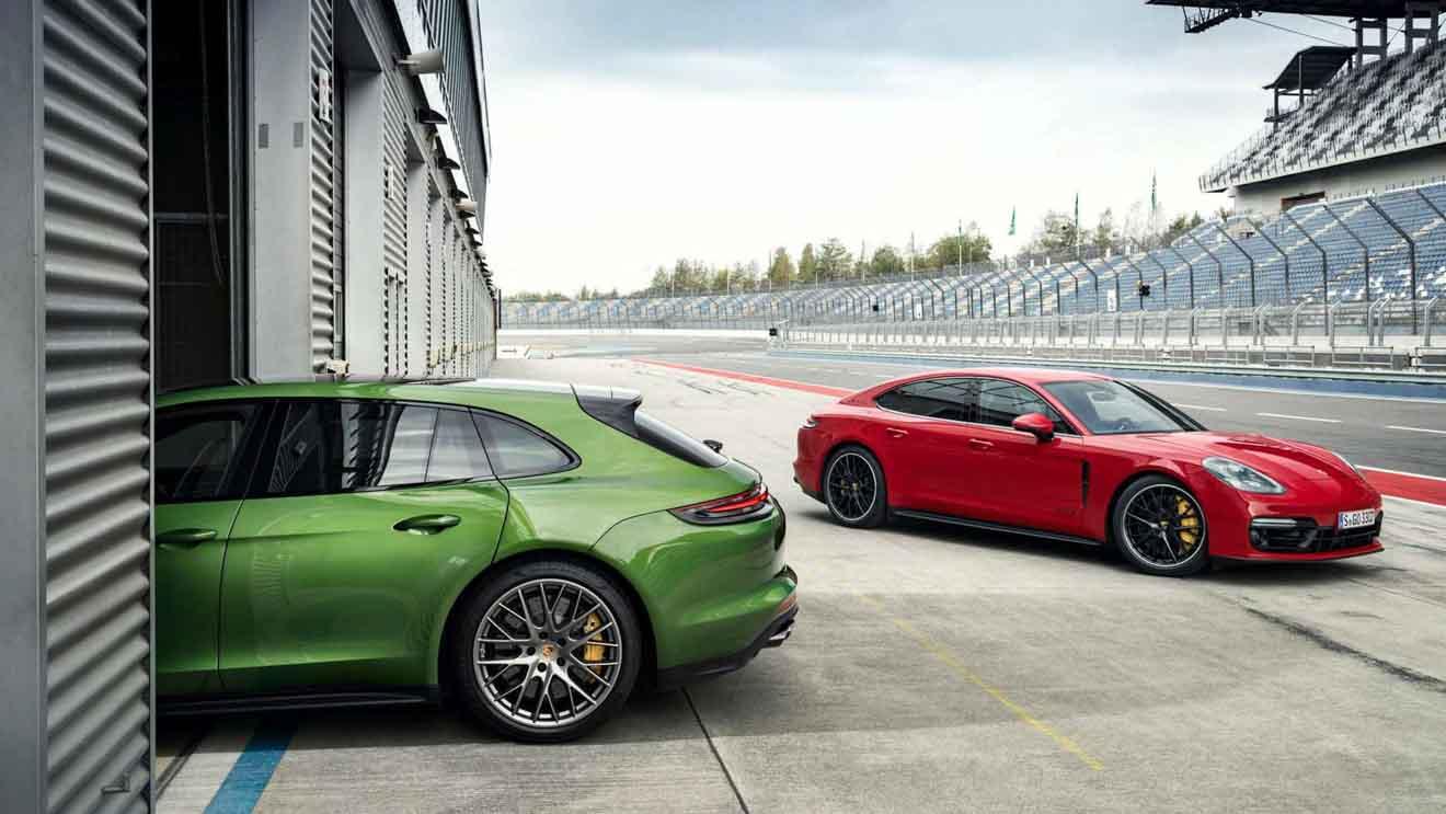 Porsche Việt Nam chính thức mở bán bộ đôi Panamera GTS 2019: Giá từ 10,01 tỷ đồng - 3