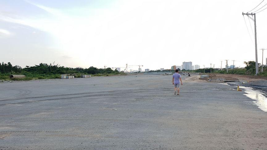 Cận cảnh khu đất dự kiến xây quảng trường Thủ Thiêm 2.000 tỷ - 12
