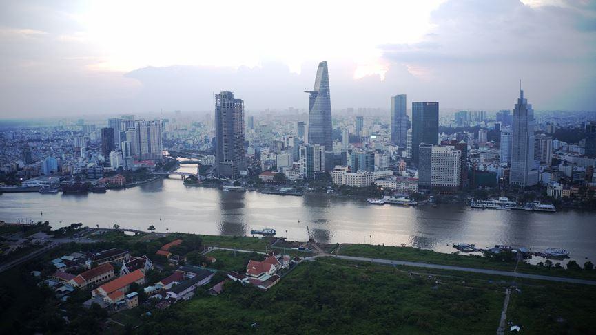 Cận cảnh khu đất dự kiến xây quảng trường Thủ Thiêm 2.000 tỷ - 14