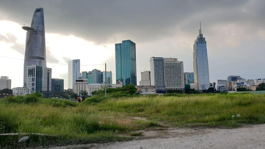 Cận cảnh khu đất dự kiến xây quảng trường Thủ Thiêm 2.000 tỷ - 18
