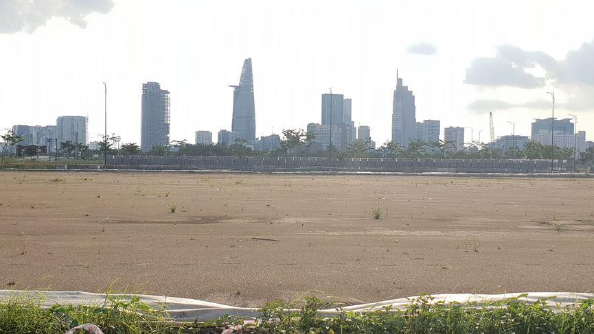 Cận cảnh khu đất dự kiến xây quảng trường Thủ Thiêm 2.000 tỷ - 5