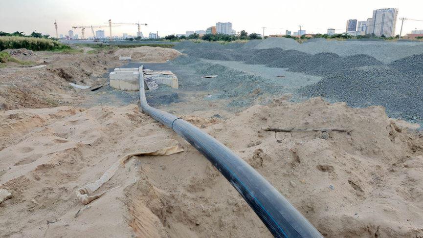Cận cảnh khu đất dự kiến xây quảng trường Thủ Thiêm 2.000 tỷ - 6