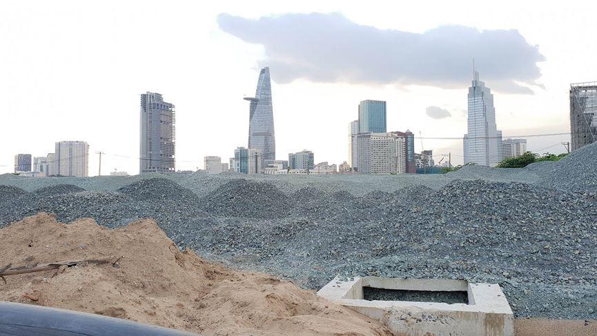 Cận cảnh khu đất dự kiến xây quảng trường Thủ Thiêm 2.000 tỷ - 9