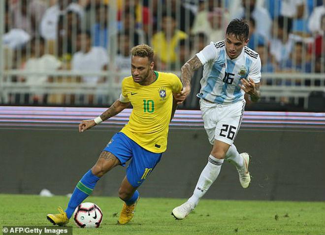 Brazil - Argentina: Neymar tung hoành, bùng nổ phút bù giờ - 1