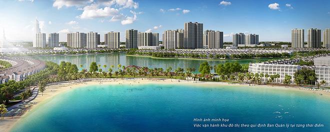 """Vinhomes ra mắt """"thành phố đại dương"""" Vincity Ocean Park - 1"""