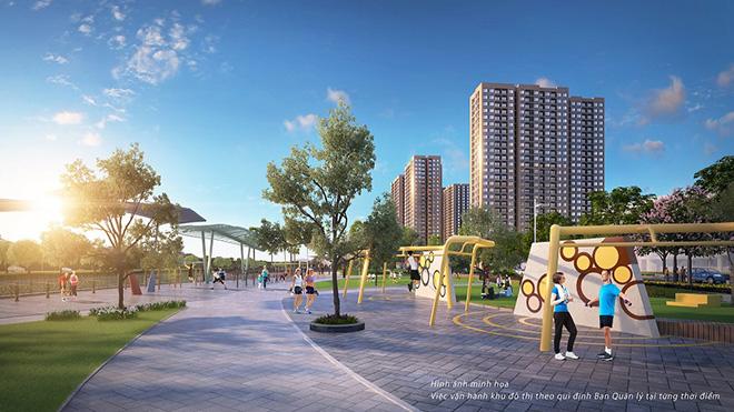 """Vinhomes ra mắt """"thành phố đại dương"""" Vincity Ocean Park - 3"""