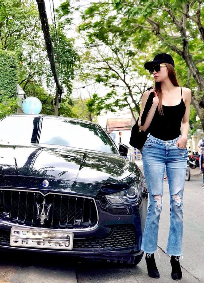 Dàn siêu xe này của Hồ Ngọc Hà có khiến Cường Đô La phải nể? - 4