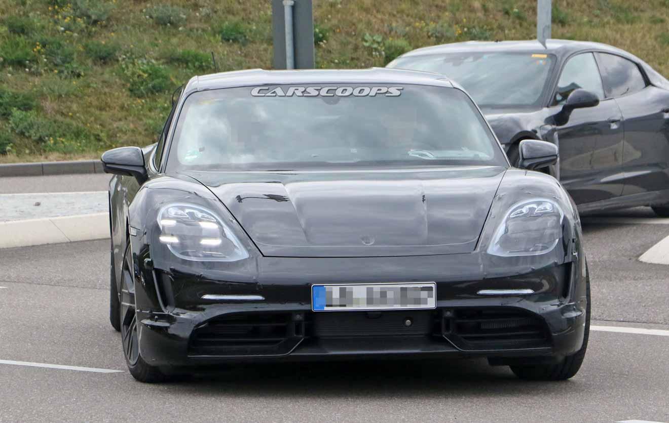 Xe điện Porsche Taycan sẽ có giá nằm giữa Cayenne và Panamera - 1