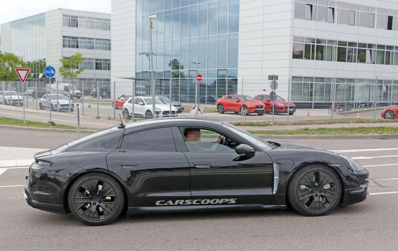 Xe điện Porsche Taycan sẽ có giá nằm giữa Cayenne và Panamera - 3