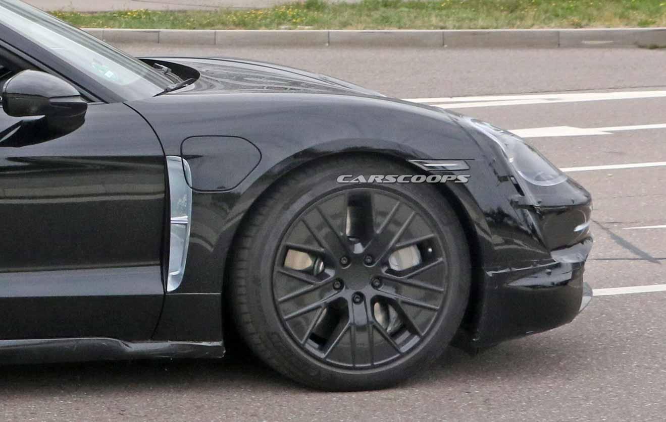 Xe điện Porsche Taycan sẽ có giá nằm giữa Cayenne và Panamera - 7