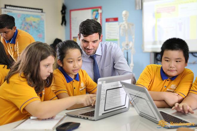 Bí quyết giúp trẻ phấn khởi đi học mỗi ngày từ ngôi trường quốc tế danh tiếng ở quận 7 - 1