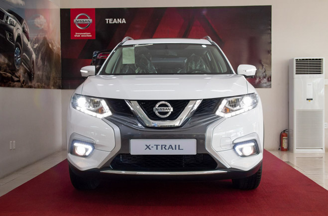 Giá xe Nissan X-Trail 2018 cập nhật mới nhất tháng 10 ưu đãi lên đến 35 triệu đồng - 1