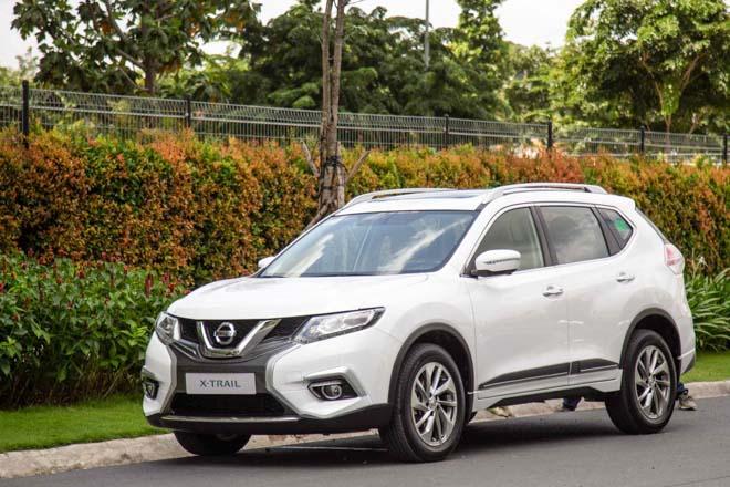 Giá xe Nissan X-Trail 2018 cập nhật mới nhất tháng 10 ưu đãi lên đến 35 triệu đồng - 4
