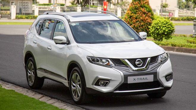 Giá xe Nissan X-Trail 2018 cập nhật mới nhất tháng 10 ưu đãi lên đến 35 triệu đồng - 2