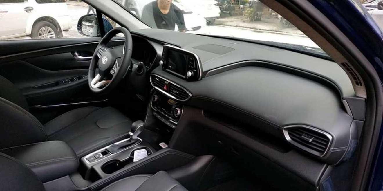 Hyundai SantaFe 2019 bất ngờ xuất hiện trên đường phố Hà Nội - 7