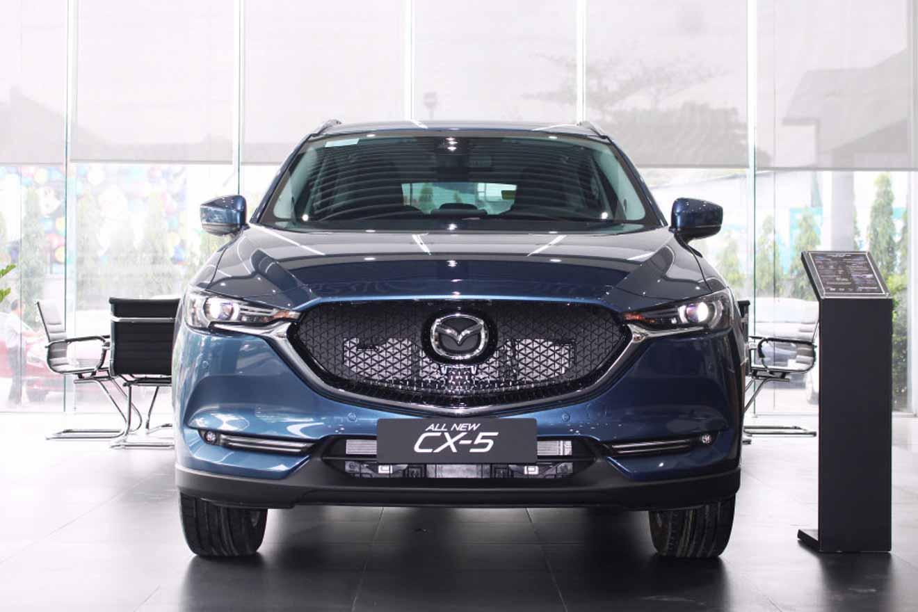 Chỉ có Mazda 6 và Mazda CX-5 tại thị trường Việt Nam mới có chi tiết đặc biệt này - 6