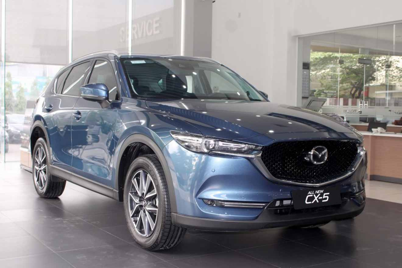 Chỉ có Mazda 6 và Mazda CX-5 tại thị trường Việt Nam mới có chi tiết đặc biệt này - 7