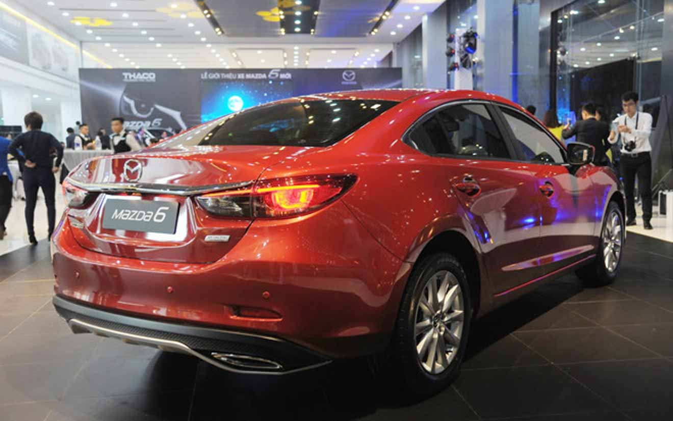Chỉ có Mazda 6 và Mazda CX-5 tại thị trường Việt Nam mới có chi tiết đặc biệt này - 1