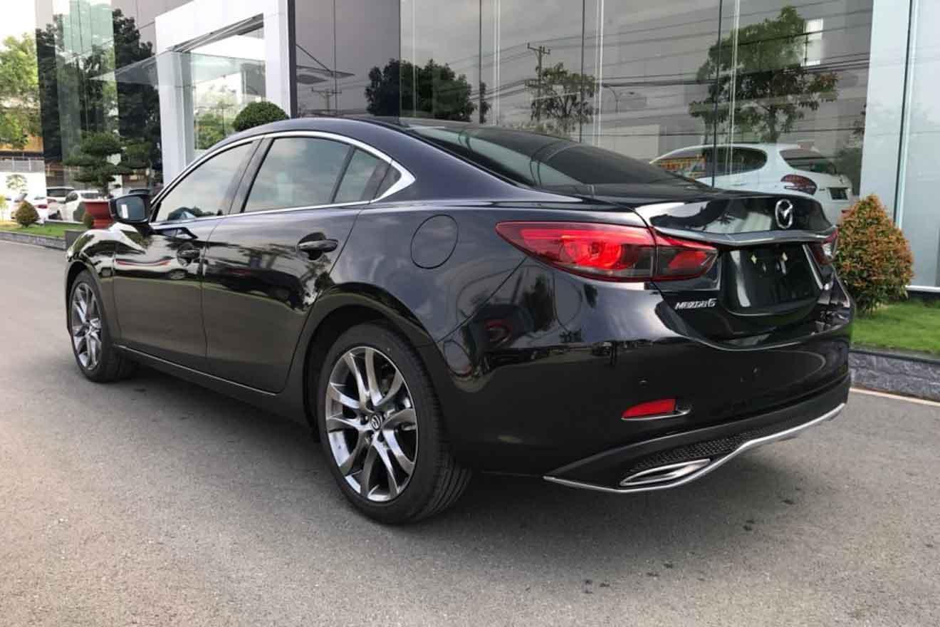 Chỉ có Mazda 6 và Mazda CX-5 tại thị trường Việt Nam mới có chi tiết đặc biệt này - 2