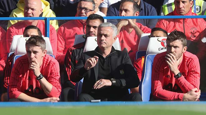 Góc chiến thuật Chelsea - MU: Martial rực rỡ, Sarri cao tay hơn Mourinho - 1
