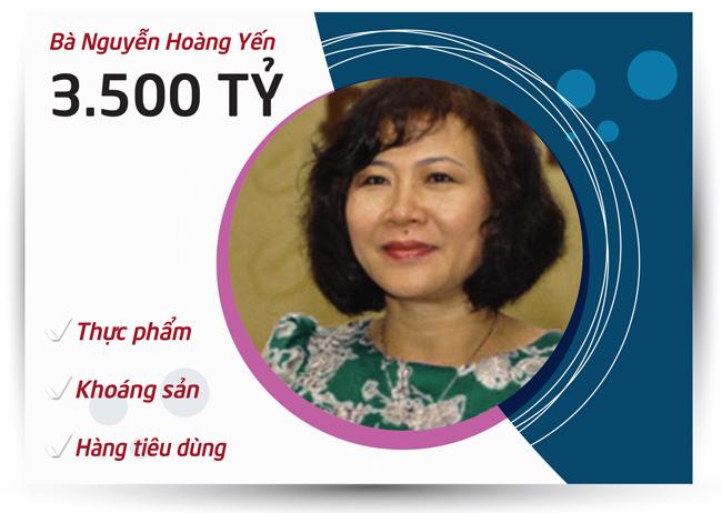 Top 5 nữ tỷ phú quyền lực nhất sàn chứng khoán Việt giàu cỡ nào? - 3