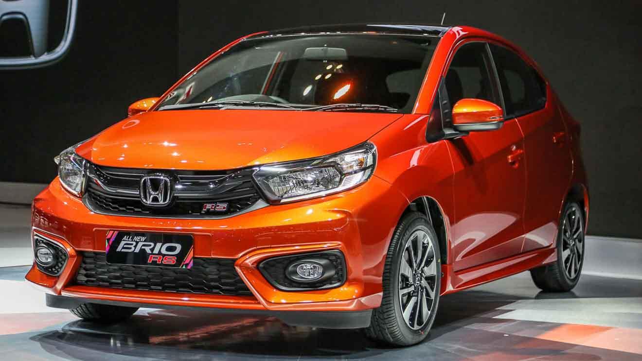 Honda dự kiến mang hatchback giá rẻ Brio đến triển lãm VMS 2018 - 1