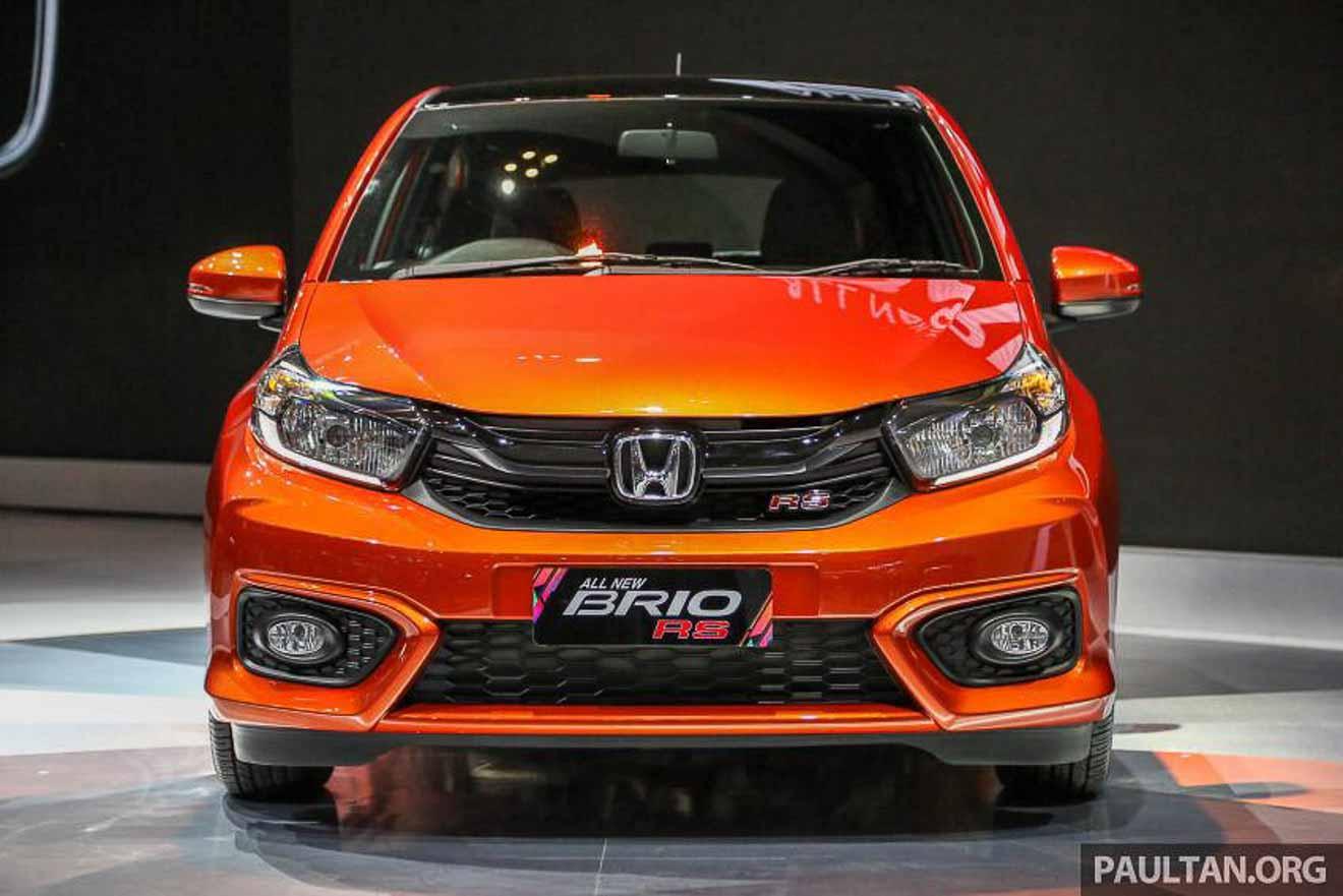 Honda dự kiến mang hatchback giá rẻ Brio đến triển lãm VMS 2018 - 4