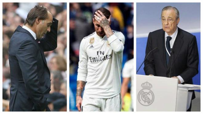 """Bán Ronaldo, Real điêu tàn: Lopetegui chỉ là """"tốt thí"""" cho tội đồ số 1 - 2"""